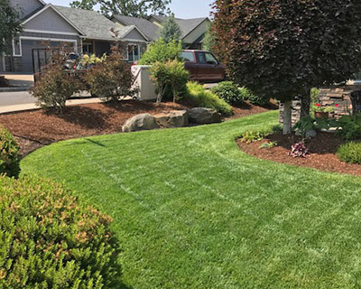 About Lawn Care Turner Salem Keizer Albany Corvallis Or